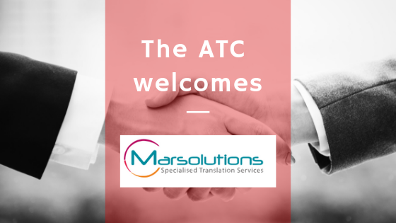 ATC Welcomes Marsolutions