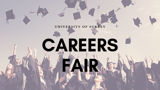 Careers Fair At The University Of Surrey