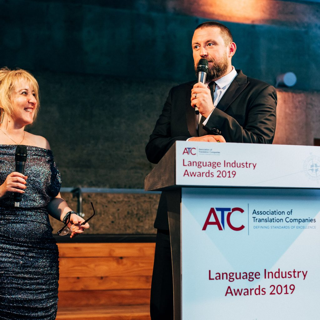 2019 Language Industry Award Winners