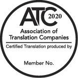 Certification Of Translations In The UK