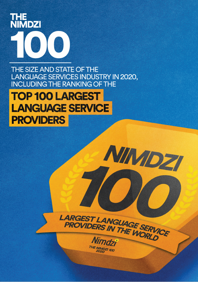 Global Language Services Industry In 2020